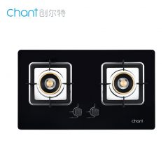 创尔特 (Chant )QA6 燃气灶 灶具 4.5kw大火力 一级能效 液化气