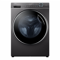 海尔(Haier)G100188HBD14LSU1 10公斤 洗烘一体滚筒洗衣机