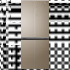 海尔(Haier) BCD-403WDPT 403升十字对开四门变频风冷家用节能电冰箱
