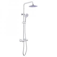 洁而美 J-925119  淋浴花洒 恒温花洒 增压节水 三种出水模式